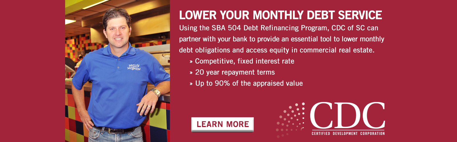 Use the SBA 504 Loan Program to Refinance 